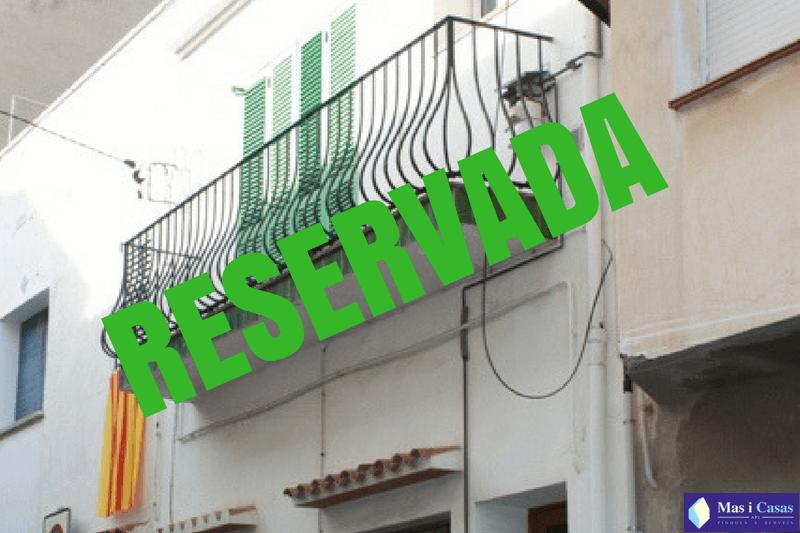 RESERVADA Casa Riera