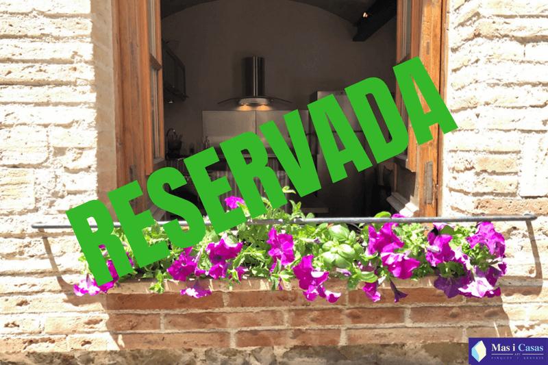 RESERVADA Casa Pedreta